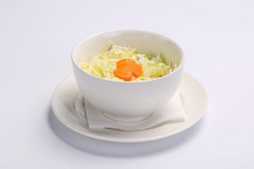 Salata de varza alba